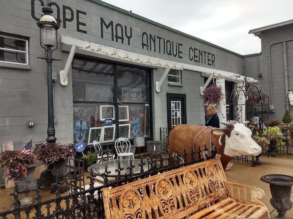 Cape May Antique Center