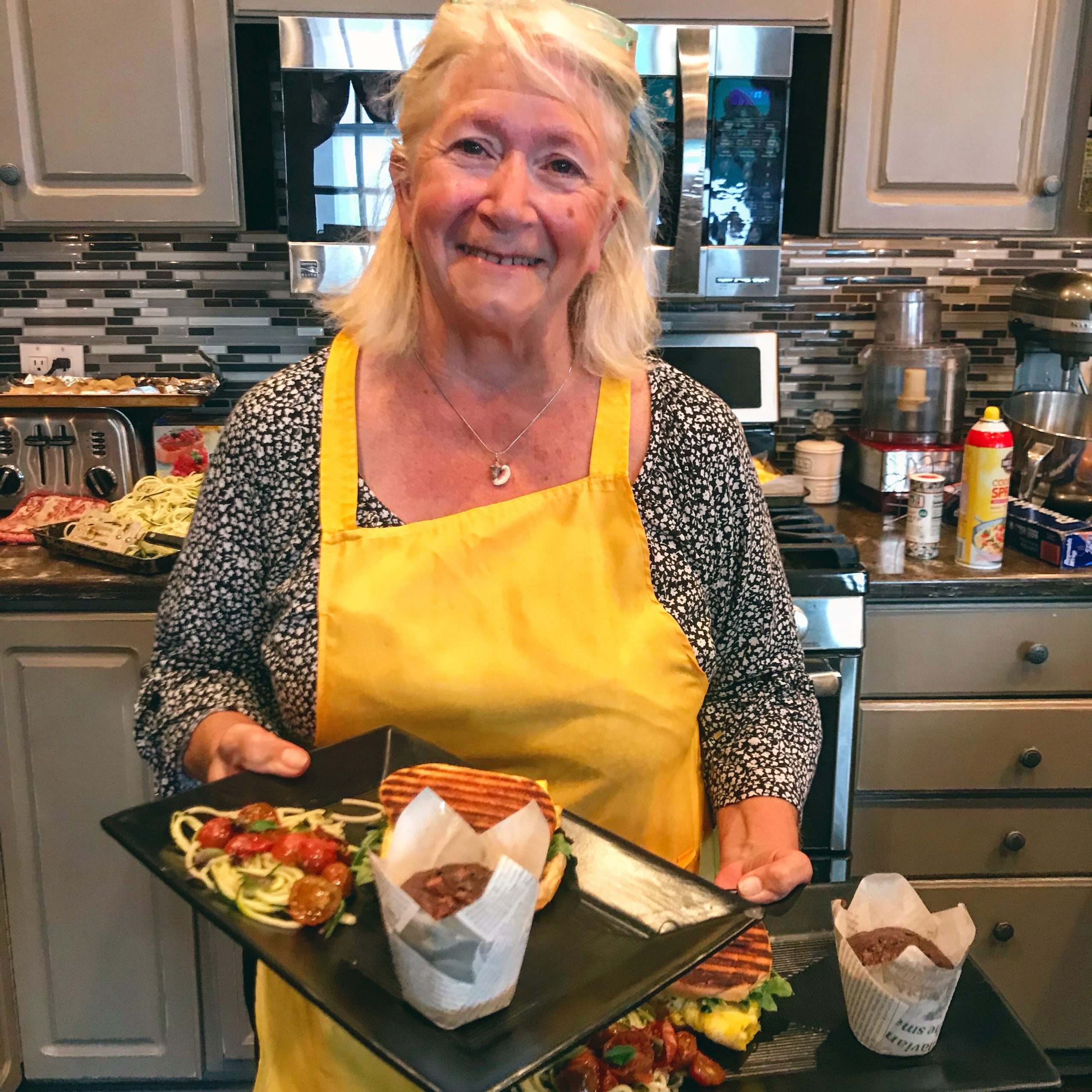 Chef Leslie Serves Up Culinary Delights