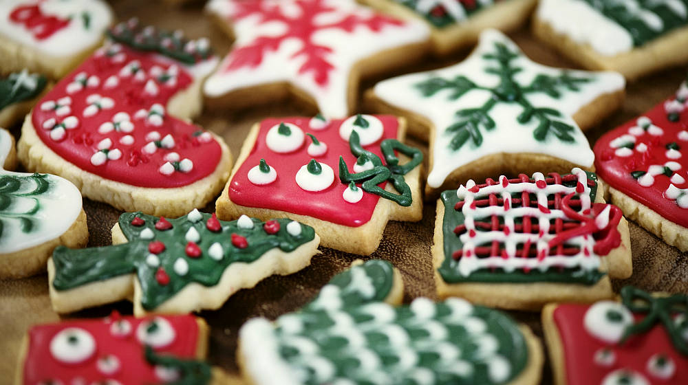 Christmas Cookie Dough - The Mission Inn Recipes