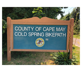 Cold Spring Bike Path