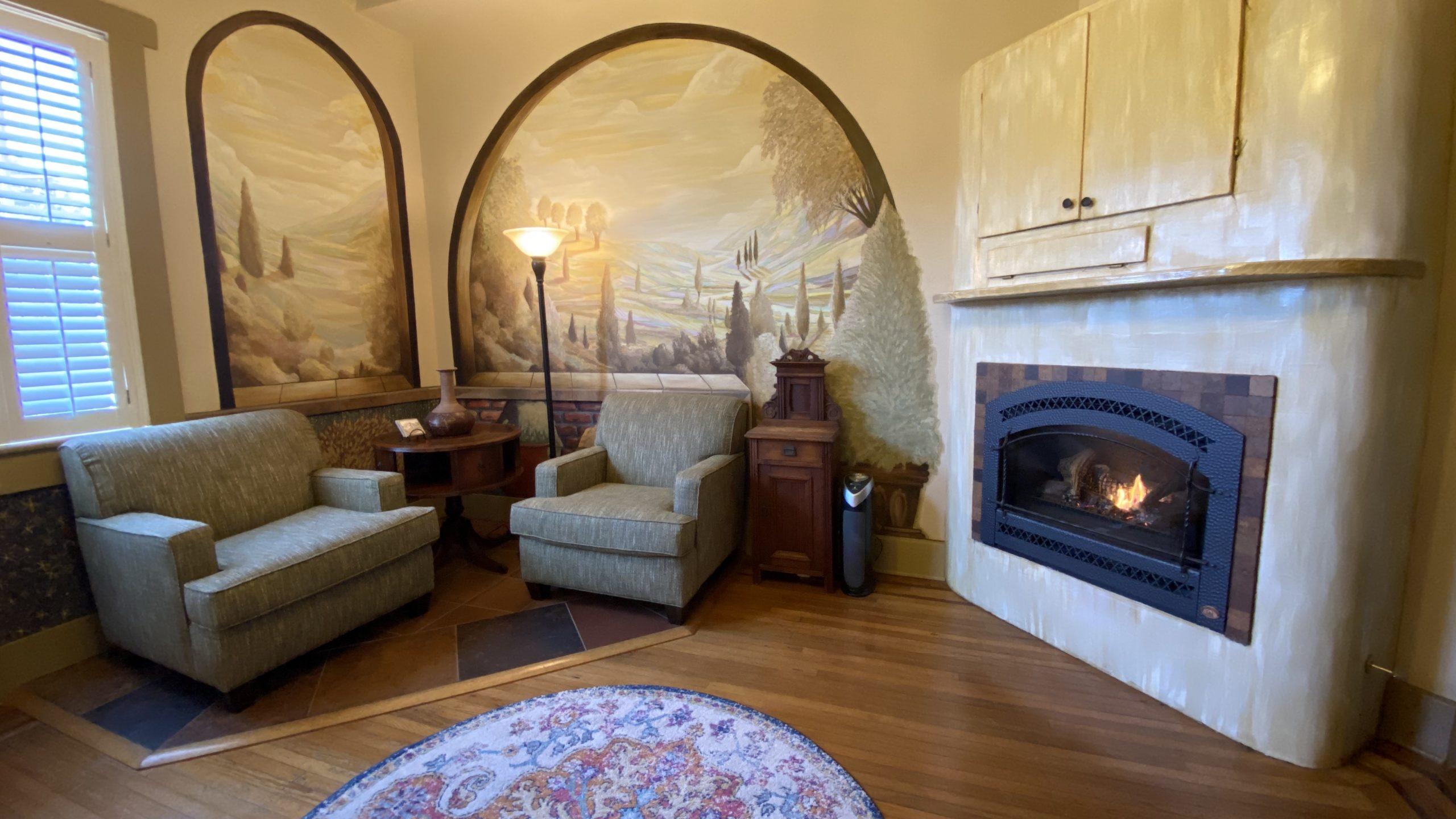 San Diego de Alcala Room