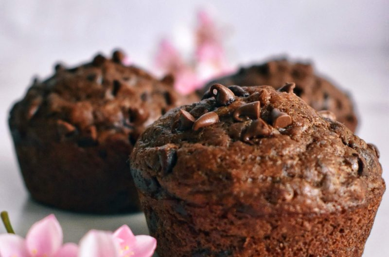 Chocolate Banana Muffins - The Mission Inn Recipes