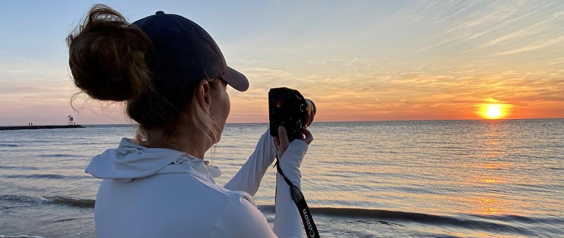 Cape May Sunset Photos