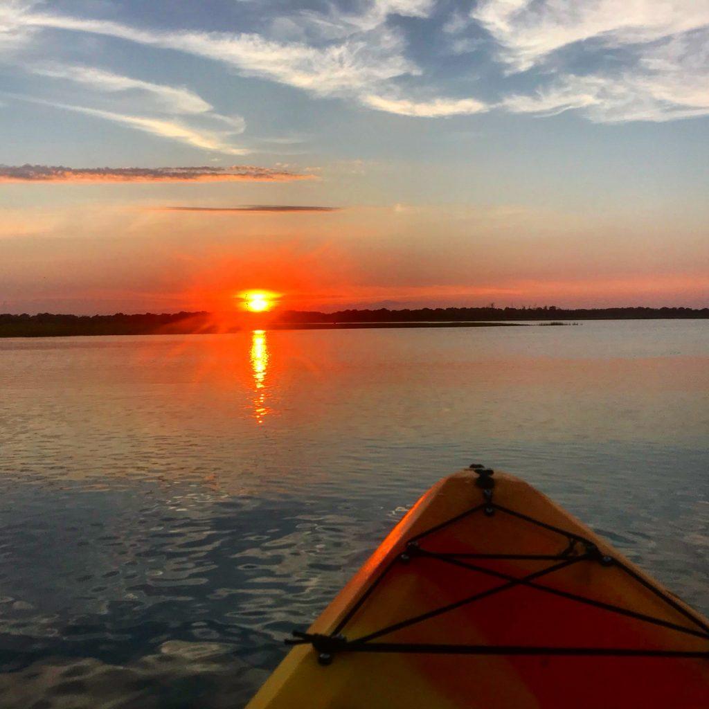 Kayak Sunset Tours